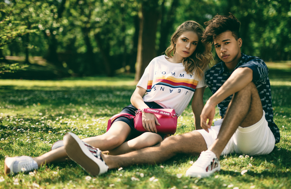 Bright Summer Looks - Кампания Gomez