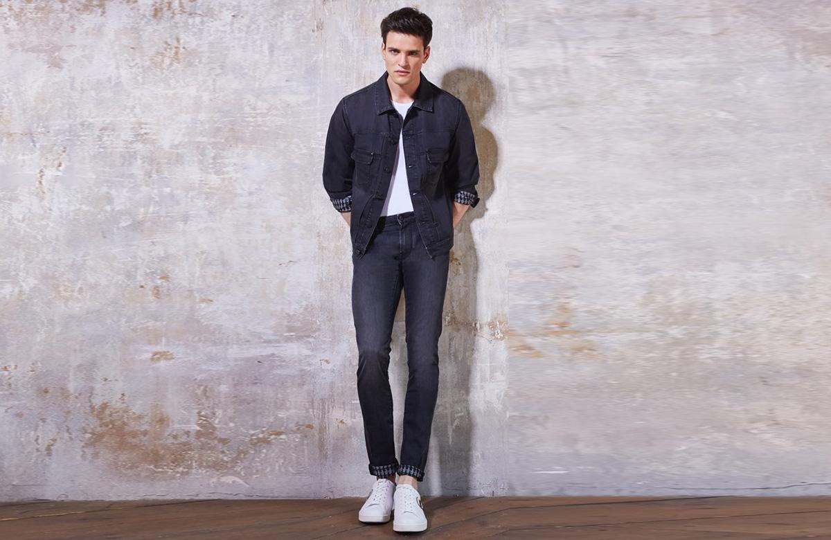 Нова, мъжка колекция на марката Karl Lagerfeld